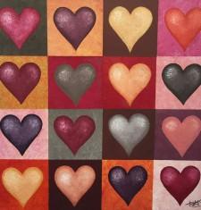 16-Hearts
